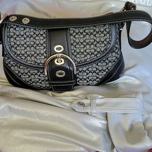 authentic Coach bag